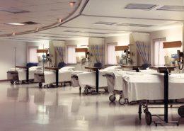 Modern Hastane Perdeleri
