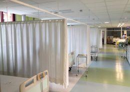 Klasik Hastane Perdesi
